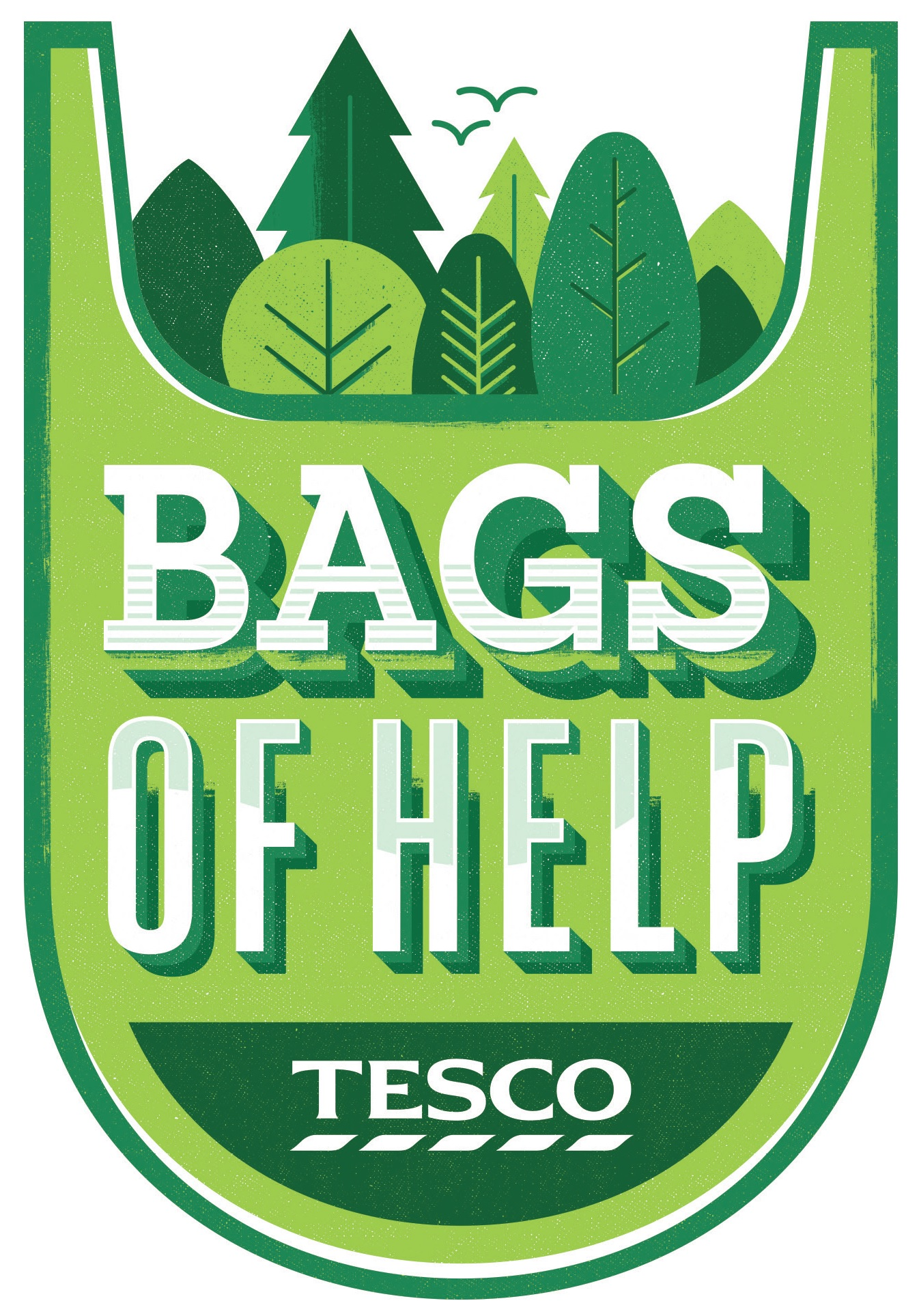 Vote for One Trust through Tesco Bags of Help
